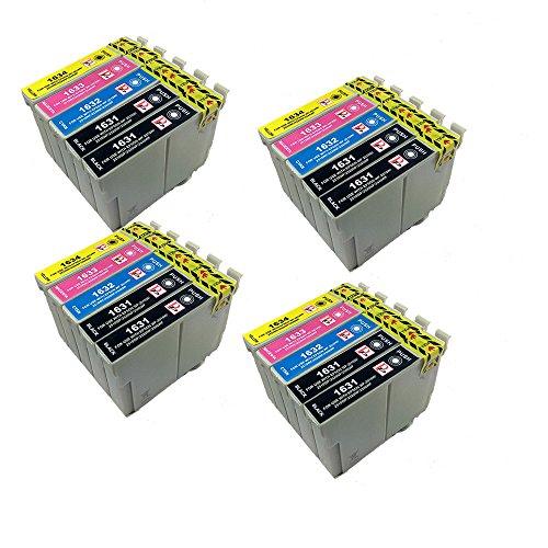 PerfectPrint - 20 compatibles cartuchos de tinta 16XL Para Impresora E