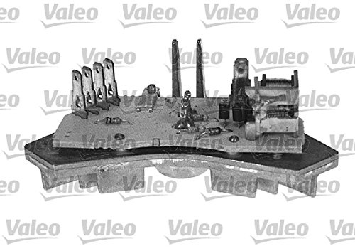 VALEO SERVICE 509288 ECU Test