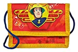 Undercover FSBT7000 - Geld- / Brustbeutel Feuerwehrmann Sam, ca. 13 x 8 x 5 cm