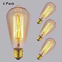 [Sponsorizzato]ZOOVQI 4Pcs Lampa