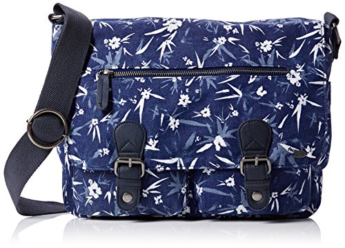 Animal, Borsa a tracolla donna Bianco (Sailor Blue)