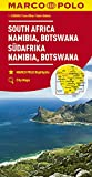 MARCO POLO Kontinentalkarte Südafrika, Namibia, Botswana 1:2 000 000: Wegenkaart 1:4 000 000 (MARCO POLO Kontinental /Länderkarten)