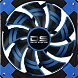 AeroCool DS 140 mm 1500 rpm Fan - Blue