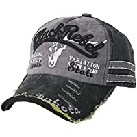 Firally Unisex Baseball cap Sport Hip-Hop Hat Regolabile Classic Cappello  Cappelli con Visiera Cappellino 6a9da2bebbca