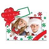 Personalisierte Weihnachtsschmuck Bild Weihnachten rot/grün Bettlatten Bettlatten - WE CUSTOMIZE for you
