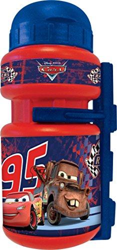 Disney Jungen Car Fahrradtrinkflasche, Rot, 35545 (Kinder-trinkflasche Cars)