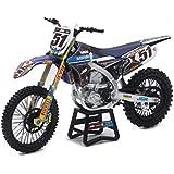 MINI BIKE 1:12 Motocross Modell Yamaha YZF 450 J. Barcia