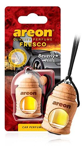 Preisvergleich Produktbild areon Fresco Auto Beverly hillsaroma Parfm Baum Lufterfrischer Home Office (Pack von 3)