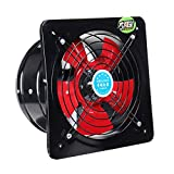ExcLent 10Inch 220V 100W Booster Fan Extractor Dryer Vent Ventilator Blower Fan Ventilation