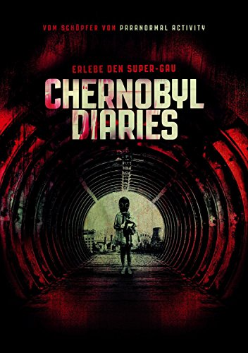 Chernobyl Diaries Cover