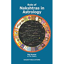 Role of Nakshatra in Astrology: This astrology book has been originally published by the prestigious Sagar Publications with  Lt. Col. (Retd.) Raj Kumar  as its author.