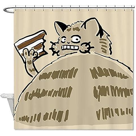 hanhaoki riflessione per bagno Decro tessuto in poliestere impermeabile Tenda