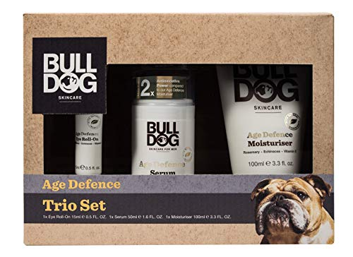 Bulldog Skincare Age Defence Trio Set