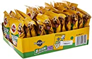 Pedigree Biscrok Gravy Bones, Dog Treats, Multipack, 22 x 200g
