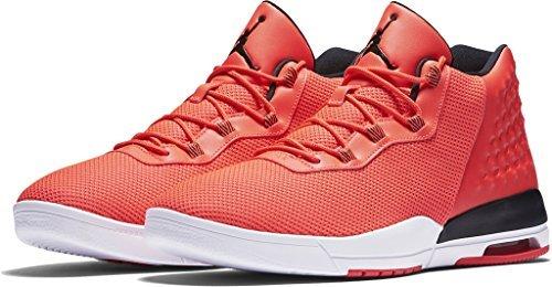 Nike 844515 605 Jordan Academy Homme Basketball Chaussures  844515 Infrared