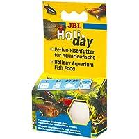 JBL Holiday 40310 Bloc d'aliments pour tous les poissons d'aquarium, dosage vacances