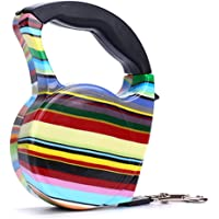 3m 5m Retractable Dog Leash 11 Colors Fashion Printed Puppy Auto Traction Rope Nylon Walking Leash for Small Dogs Cats…