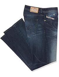 Diesel - - Hommes Larkee droites Jeans, Wash: 0853R
