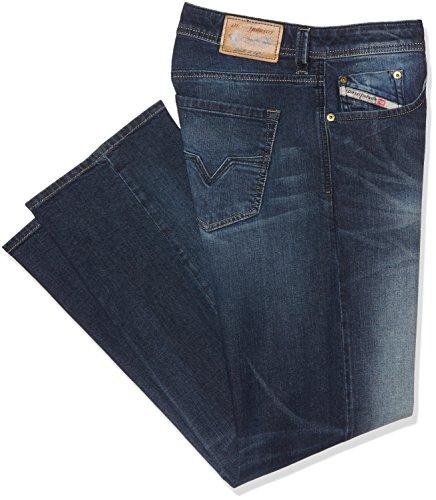 Diesel Herren Straight Jeans Larkee L.Pantaloni, Blau (900-Denim 0853R), W32/L30