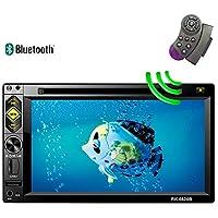 ستيريو سيارة، مسند رأس رقمي للفيديو CD DVD MP3Player شاشة 6.2 بوصة IPS راديو تلقائي نظام تحديد المواقع لتحديد المواقع للملاحة يدعم كامل إخراج RCA السيارة التلقائي تشغيل 1080P DVR