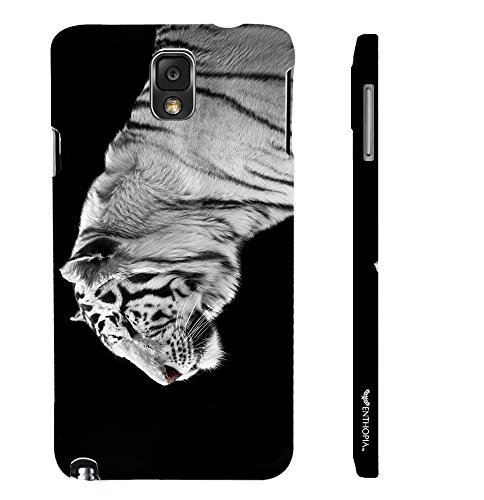 Enthopia Designer Hardshell Case WHITE TIGER 2 Back Cover for Samsung Galaxy Note 3  available at amazon for Rs.95