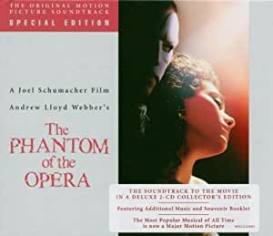 The Phantom of the Opera: Original Motion Picture Soundtrack (2004)