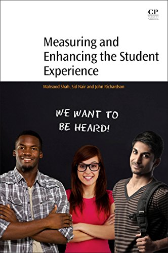 Measuring and Enhancing the Student Experience por Mahsood Shah