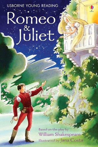 tablet marriage Romeo and Juliet: For tablet devices (Usborne Young Reading: Series Two) (English Edition)