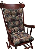 Best Rocking Chairs - The Gripper Non-Slip Cabernet Tapestry Jumbo Rocking Chair Review