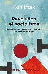 Révolution et socialisme