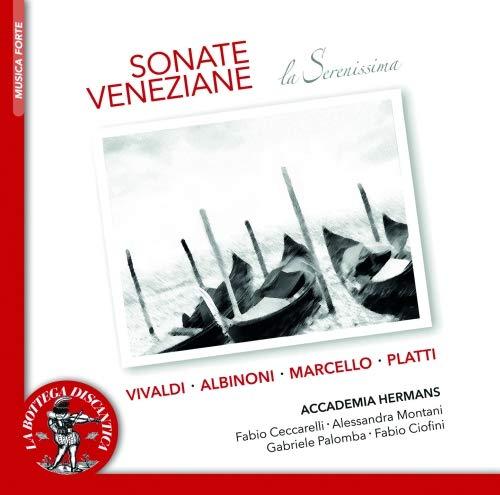 Sonate Veneziane - Sonata Per Traversiere Rv 50, Sonata Per Violoncello Rv 43
