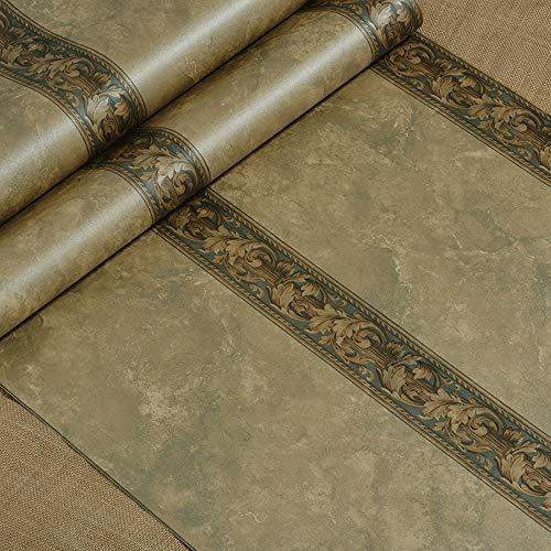 Zxt carta da parati europea retrò imitazione di marmo motivo diamond lattice carta da parati superficie rivestimento impermeabile soggiorno camera da letto tv sfondo carta da parati screziata