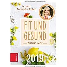 Fit und Gesund durchs Jahr 2019: Taschenkalender