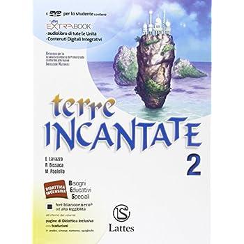 Terre Incantate. Per La Scuola Media. Con Dvd. Con E-Book. Con Espansione Online: 2