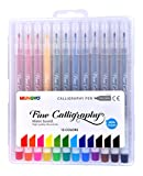 #3: Mungyo Calligraphy Pen Set Of 12 Assorted Colours