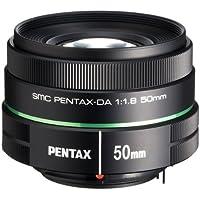 Pentax Obiettivo SMC-DA, 50 mm, F/1.8, Nero