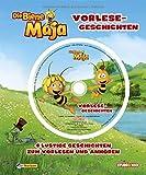 Biene Maja: Vorlesegeschichten mit CD: Lustige Geschichten zum Vorlesen und Anhören (Die Biene Maja)