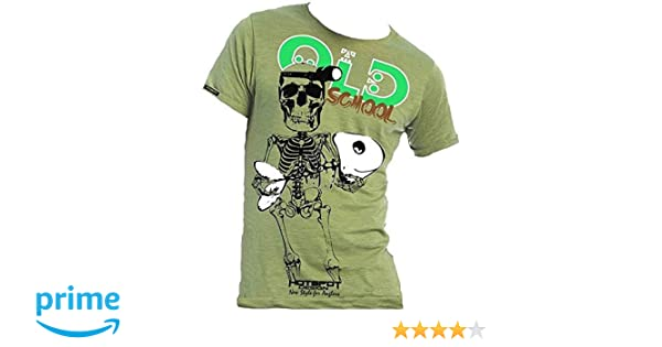 Vintage Shirt Hotspot Design Angler T-Shirt Spinner Adrenaline Freizeitshirt