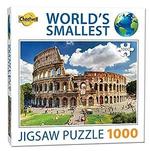 Cheatwell Games 13138 Colosseum Rompecabezas de 100 Piezas