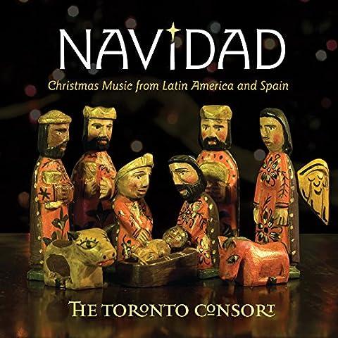 Navidad. Musique de Noël d'Amérique du Sud et d'Espagne.