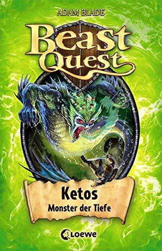 Beast Quest - Ketos  Monster der Tiefe  Bd. 53