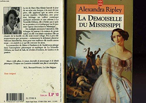 La Demoiselle du Mississippi par Alexandra Ripley