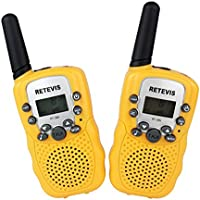 Retevis RT-388 Walkie Talkie Ricetrasmettitore 8 Canali VOX Ricetrasmittente per
