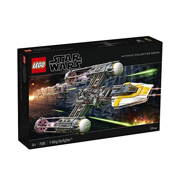 Lego Star Wars - Starfighter 2 spesavip