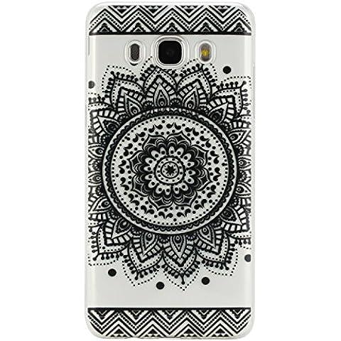 Custodia Galaxy J5 2016 Case Cover, Cozy Hut cover Samsung Galaxy J5 (2016) silicone case ultra-thin bumper