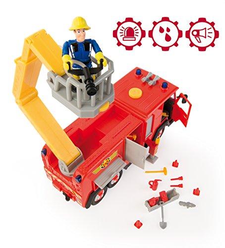 *Simba – 109257661SMO – Sam le Pompier – Camion de Pompier Jupiter Acheter en ligne