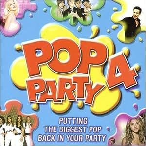 Pop Party 4 [Import anglais]