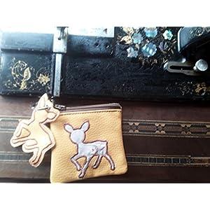 kleine Tasche, Kosmetiktasche, Schlüsselmäppchen, Kunstleder, Taschenbaumler
