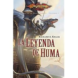 La Leyenda de Huma: Héroes de la Dragonlance. Volumen 1