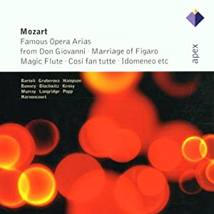 Mozart Famous Opera Arias - Apex from CLASSICAL
